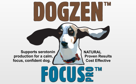 DogZen Focus PRO Wafers calms your dog