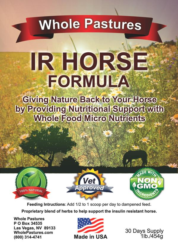 Giving Nature Back to Your Horse