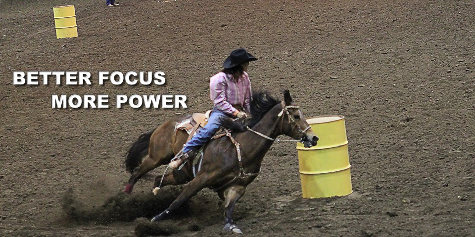 Better equestrian focus better results